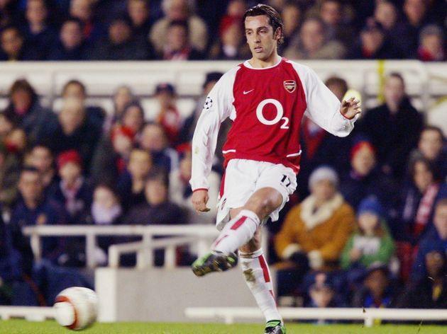 Fussball: CL 03/04, Arsenal London-Celta de Vigo