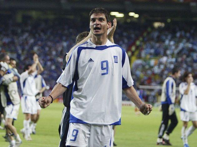 Fussball: EM 2004 in Portugal, FRA-GRE