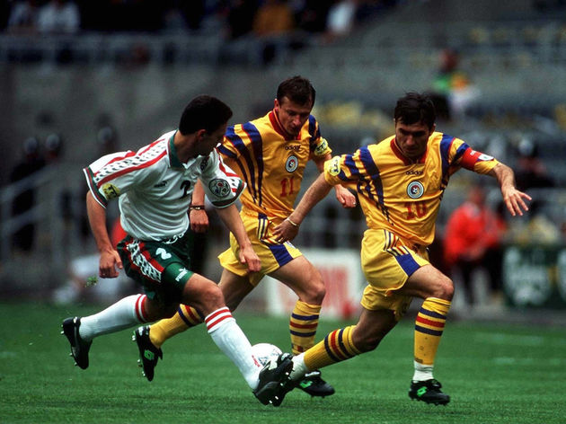 FUSSBALL: EURO 1996 BUL