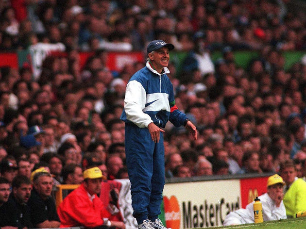 FUSSBALL: EURO 1996 ITA