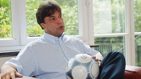 Fussball: Hamburg, Spielerberater Juergen MILEWSKI