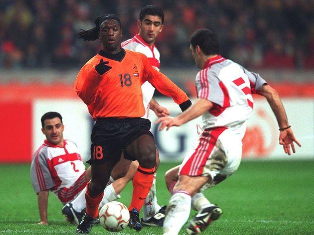 FUSSBALL/HOLLAND - TUERKEI 0:0