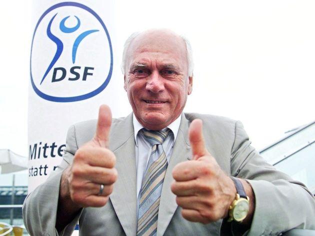 Fussball/Medien: DSF Bundesliga Praesentation 2003