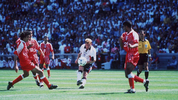 FUSSBALL: WM FRANCE 98 Marseille, 15.06.98