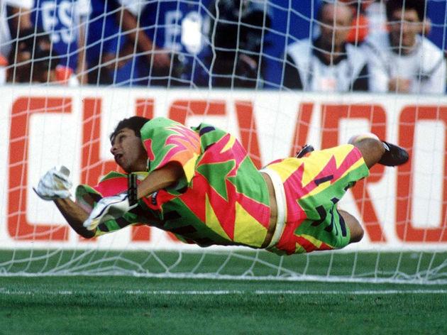 FUSSBALL: WORLD CUP 1994 MEX