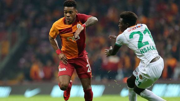 Galatasaray v Alanyaspor - Turkish Super lig