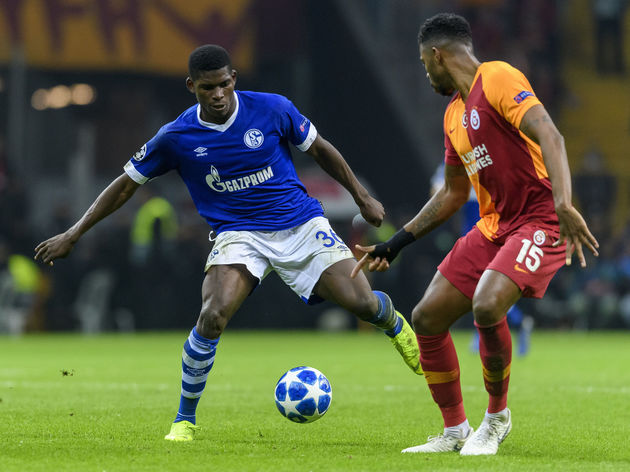 Galatasaray v FC Schalke 04 - UEFA Champions League Group D