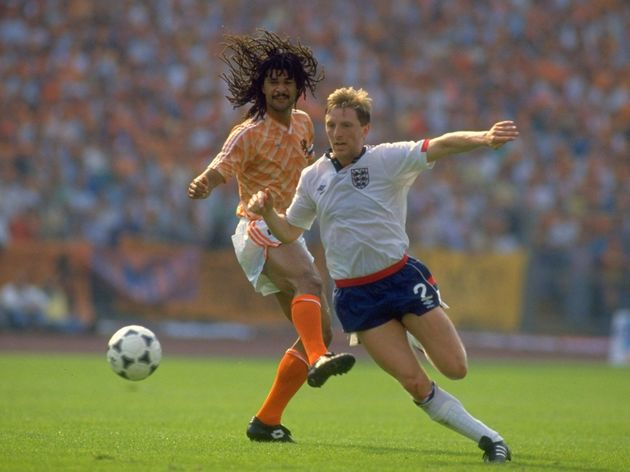 Gary Stevens and Ruud Gullit