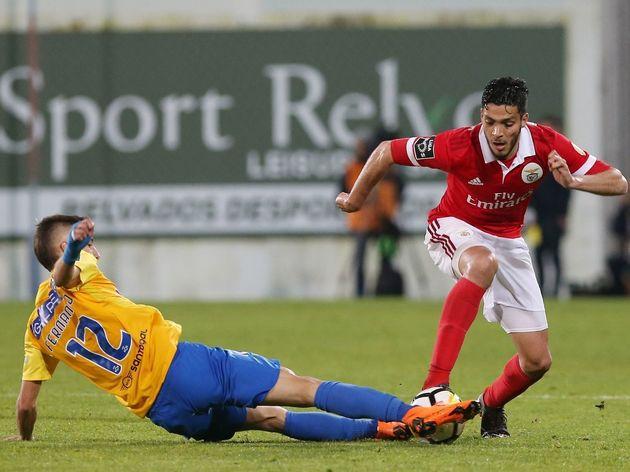 GD Estoril Praia v SL Benfica - Primeira Liga