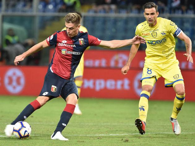 Genoa CFC v Chievo Verona - Serie A