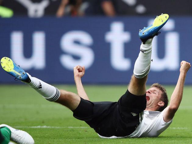 Germany v Saudi Arabia - International Friendly