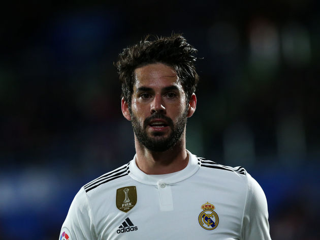 Isco - Soccer Player
