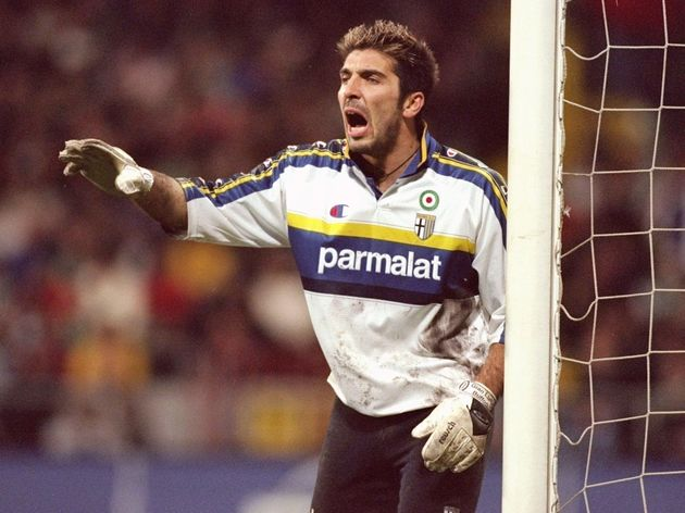 Gianluigi Buffon of Parma