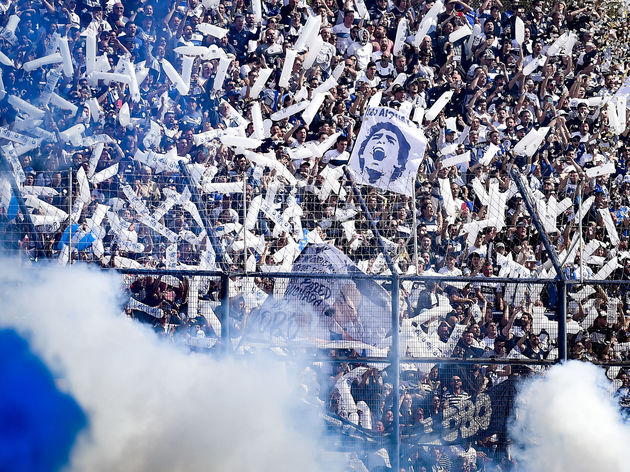 Gimnasia y Esgrima La Plata v Racing Club - Superliga 2019/20