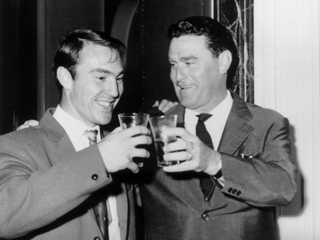 Jimmy Greaves,Nereo Rocco