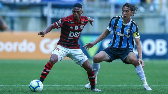 Pedro Geromel,Lucas Silva