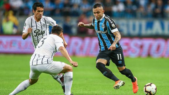 Everton,Cristian Riveros