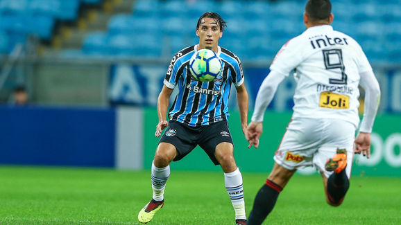 Pedro Geromel,Diego Souza