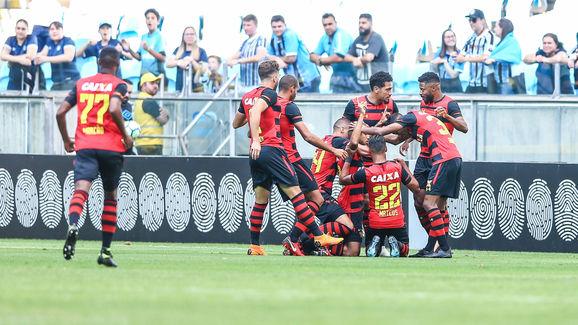 Gremio v Sport Recife - Brasileirao Series A 2018