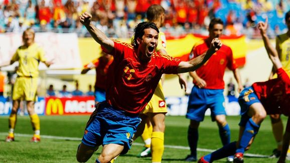 Group H Spain v Ukraine - World Cup 2006