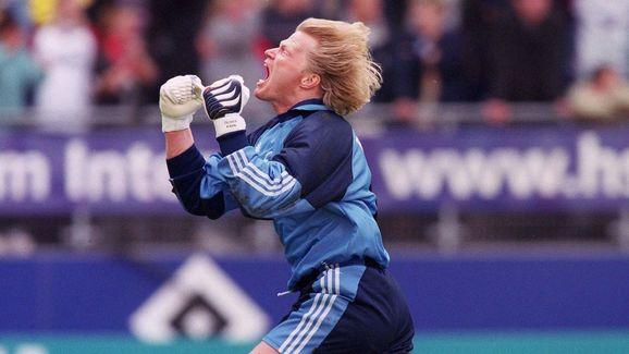 HAMBURGER SV - FC BAYERN MUENCHEN 1:1