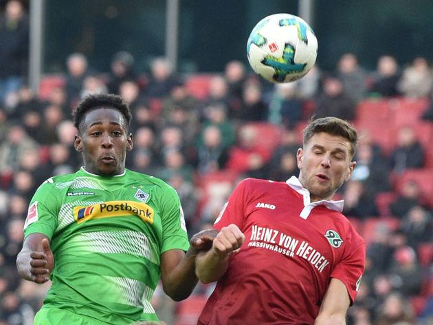Hannover 96 v Borussia Moenchengladbach - Bundesliga