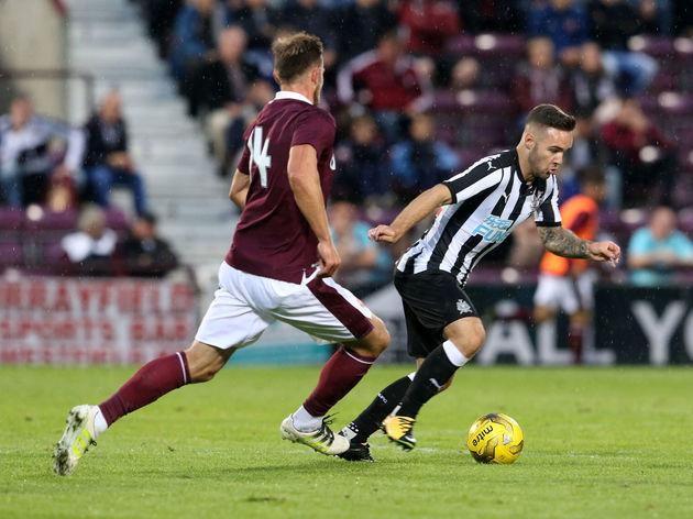 Heart of Midlothian v Newcastle United: Pre-Season Friendly