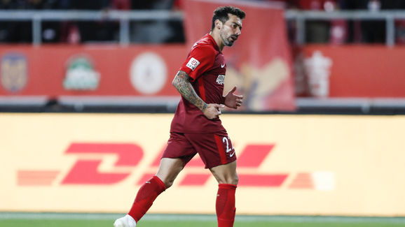 Hebei China Fortune v Guangzhou Evergrande Taobao  - 2018 Chinese Super League