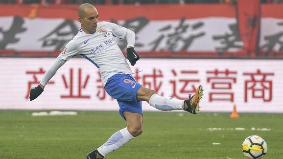Hebei China Fortune v Shandong Luneng Taishan - 2018 China Super League