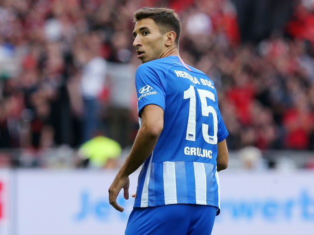 Image result for marko grujic hertha