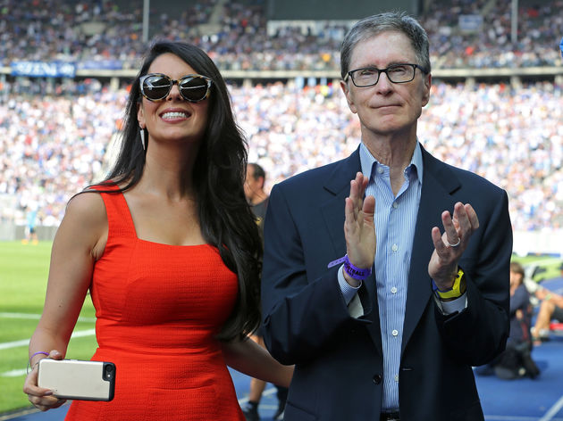 Liverpool Deny Reports That Owner John Henry Has Put Reds Up