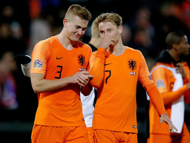 Holland  v France  -UEFA Nations league