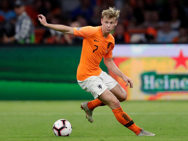 Holland  v Germany  -UEFA Nations league