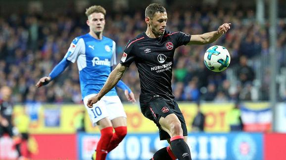 Holstein Kiel v 1. FC Nuernberg - Second Bundesliga