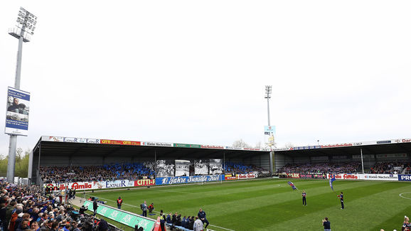 Holstein Kiel v Hansa Rostock - 3. Liga