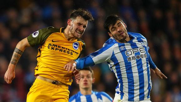 Huddersfield Town v Brighton & Hove Albion - Premier League