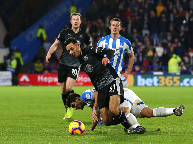 Huddersfield Town v Burnley FC - Premier League