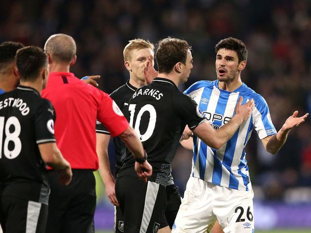 Huddersfield Town v Burnley FC - Premier League