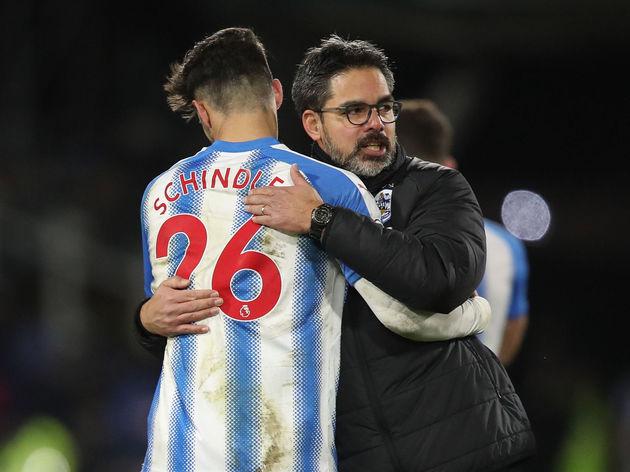 Huddersfield Town v Burnley - Premier League
