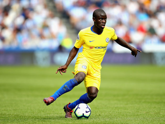 N'Golo Kante Reveals How His Role Will Differ at Chelsea Under Sarri Following Huddersfield Goal