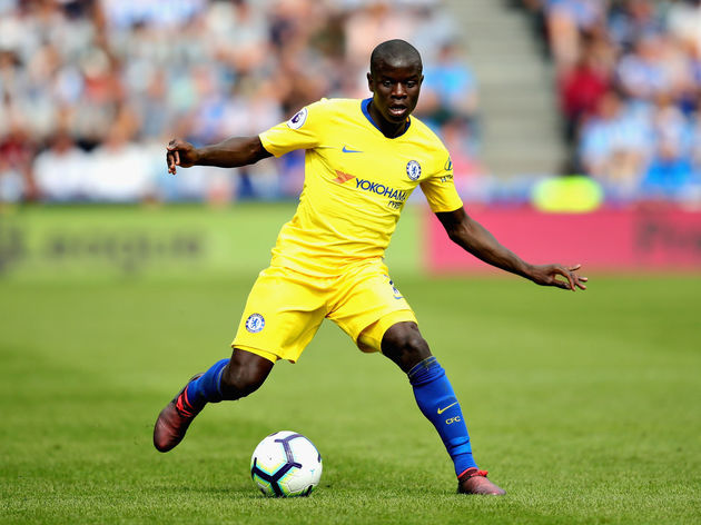 Why N'Golo Kanté Could Win the Ballon d'Or in His New Role Under Maurizio Sarri's Tutelage
