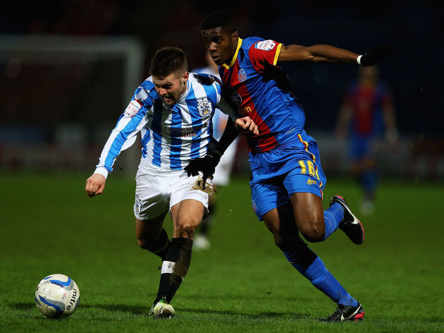 Huddersfield Town v Crystal Palace - npower Championship