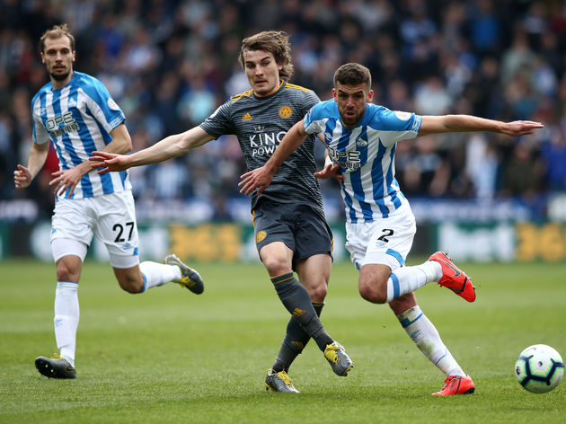 Tommy Smith,Caglar Soyuncu