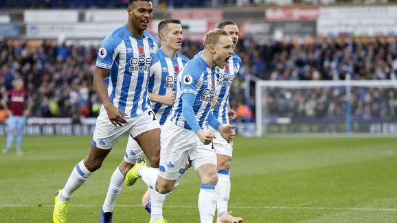 Huddersfield Town v West Ham United - Premier League