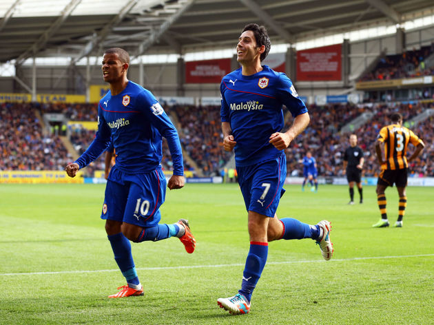 Fraizer Campbell,Peter Whittingham