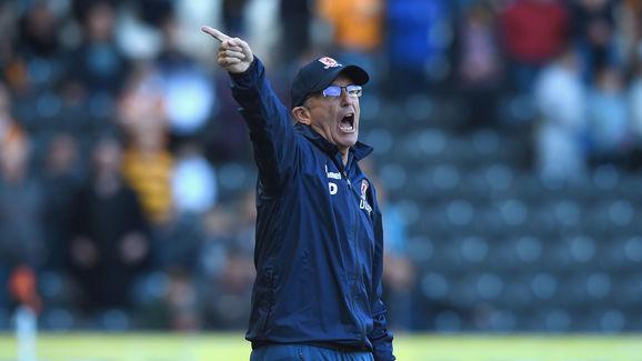 Hull City v Middlesbrough - Sky Bet Championship