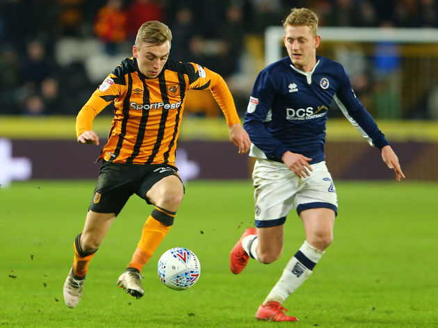 Hull City v Millwall - Sky Bet Championship
