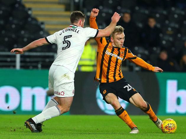 Hull City v Sheffield United - Sky Bet Championship