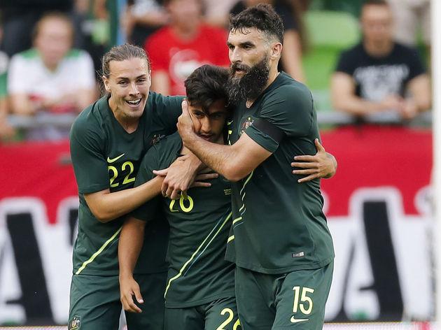 Hungary v Australia