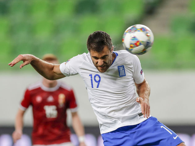 Sokratis Papastathopoulos - Soccer Player